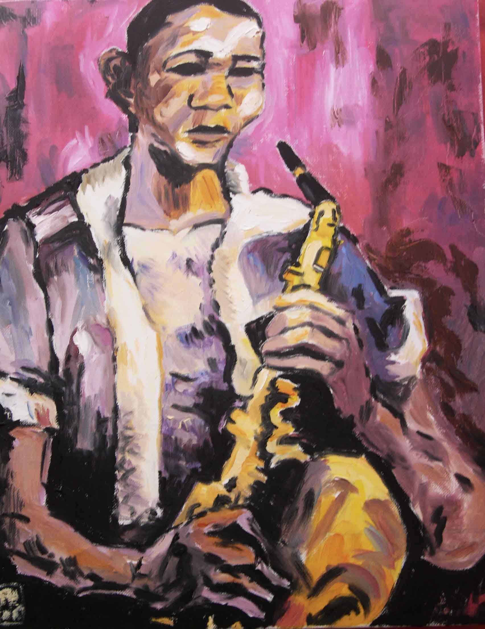 Jazz, Blues